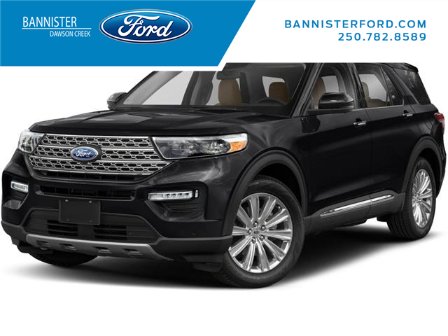 2020 Ford Explorer Limited (Stk: S192409) in Dawson Creek - Image 1 of 1
