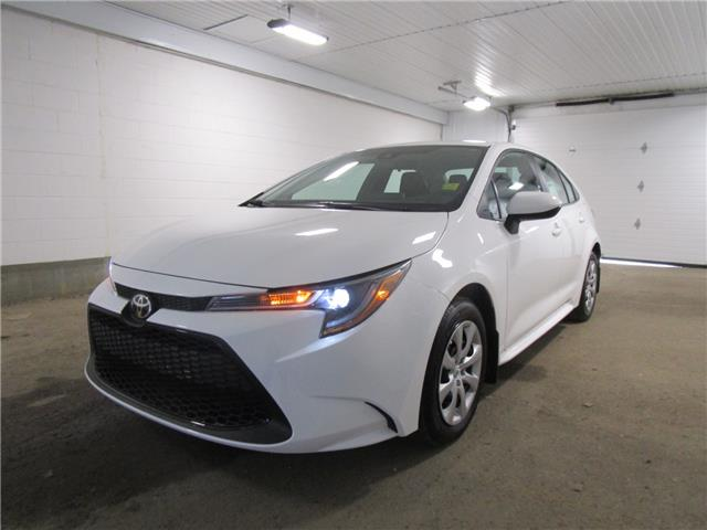 2020 Toyota Corolla LE (Stk: 201300) in Regina - Image 1 of 25