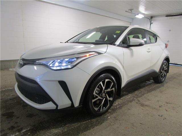 2021 Toyota C-HR XLE Premium (Stk: 213129) in Regina - Image 1 of 25