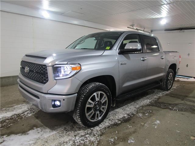 2021 Toyota Tundra Platinum (Stk: 213187) in Regina - Image 1 of 27