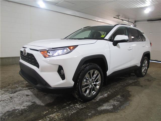 2021 Toyota RAV4 XLE (Stk: 213240) in Regina - Image 1 of 24