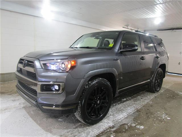 2021 Toyota 4Runner Base (Stk: 213252) in Regina - Image 1 of 27