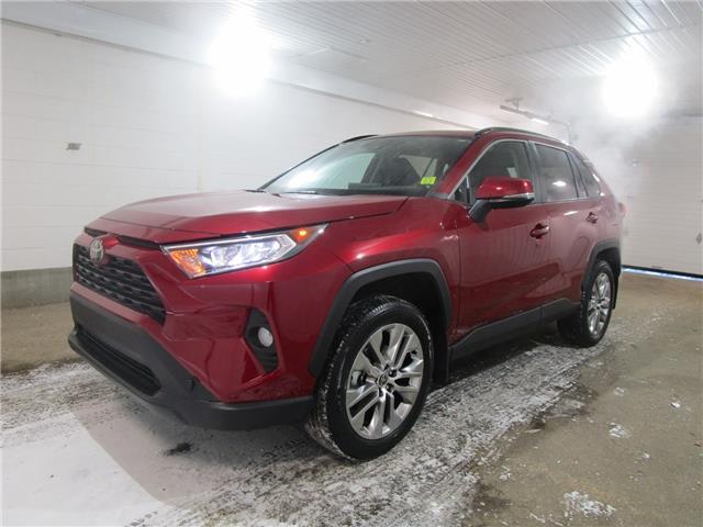 2021 Toyota RAV4 XLE (Stk: 213259) in Regina - Image 1 of 27