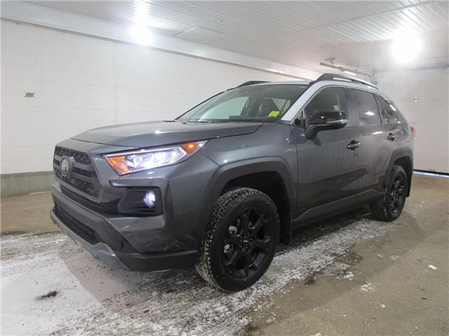 2021 Toyota RAV4 Trail (Stk: 213258) in Regina - Image 1 of 25