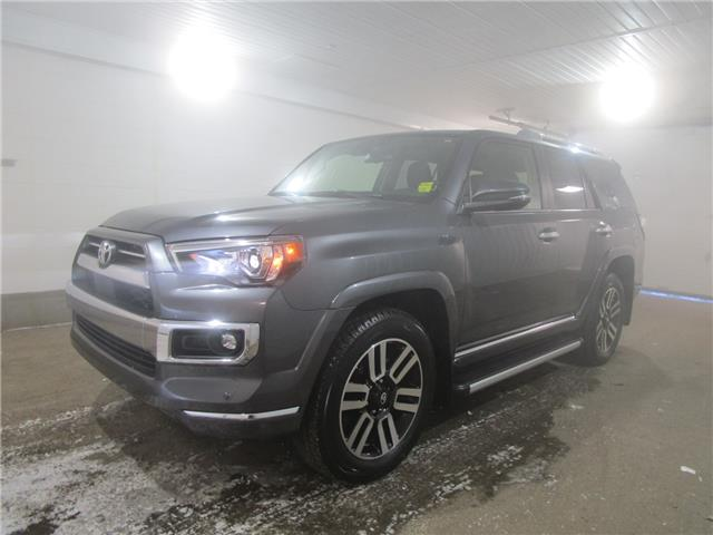 2021 Toyota 4Runner Base (Stk: 213250) in Regina - Image 1 of 28