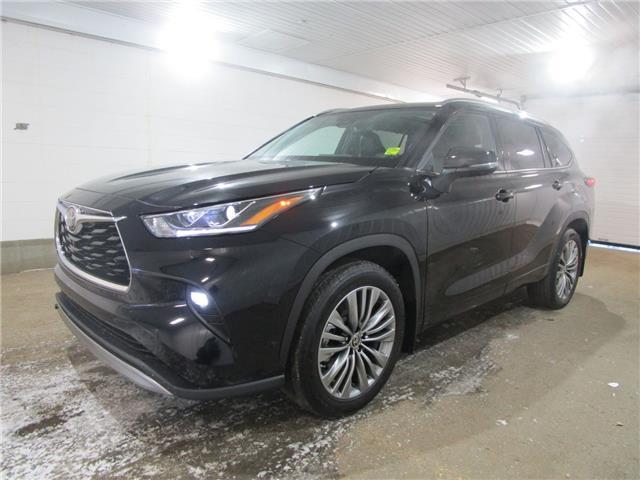 2021 Toyota Highlander Limited (Stk: 213253) in Regina - Image 1 of 27