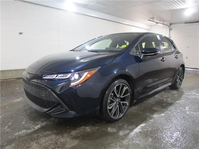 2021 Toyota Corolla Hatchback Base (Stk: 211035) in Regina - Image 1 of 25
