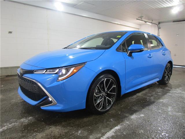 2021 Toyota Corolla Hatchback Base (Stk: 211034) in Regina - Image 1 of 25