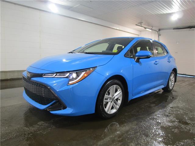 2021 Toyota Corolla Hatchback Base (Stk: 211036) in Regina - Image 1 of 24