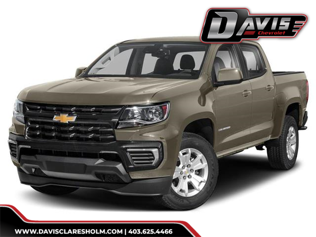 2021 Chevrolet Colorado ZR2 (Stk: 221864) in Claresholm - Image 1 of 9