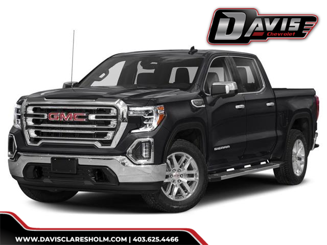 2021 GMC Sierra 1500 AT4 (Stk: 221865) in Claresholm - Image 1 of 9