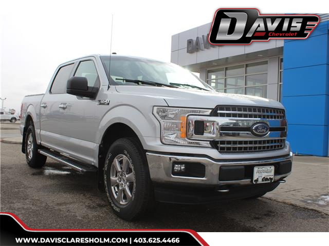 2018 Ford F-150 XLT (Stk: 220468) in Claresholm - Image 1 of 20