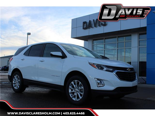 2021 Chevrolet Equinox LT (Stk: 222193) in Claresholm - Image 1 of 20