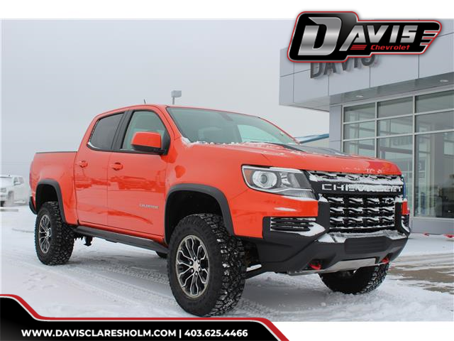 2021 Chevrolet Colorado ZR2 (Stk: 221555) in Claresholm - Image 1 of 23