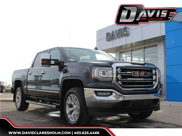 2017 GMC Sierra 1500 SLT (Stk: 183825) in Claresholm - Image 1 of 21