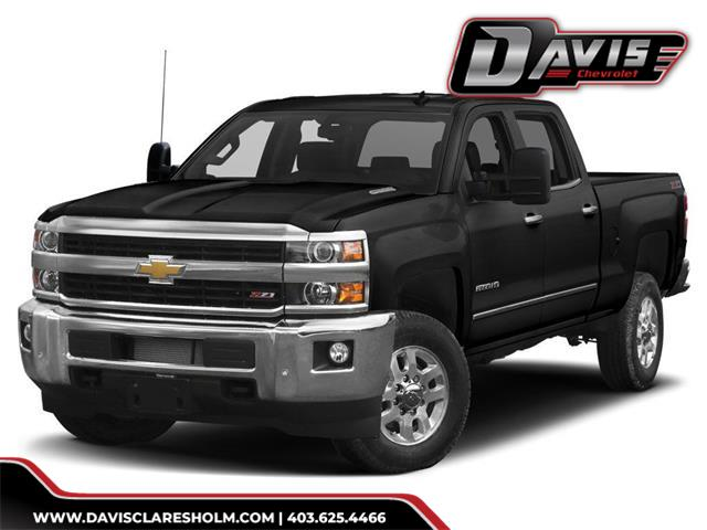 2018 Chevrolet Silverado 2500HD High Country (Stk: 197165) in Claresholm - Image 1 of 10