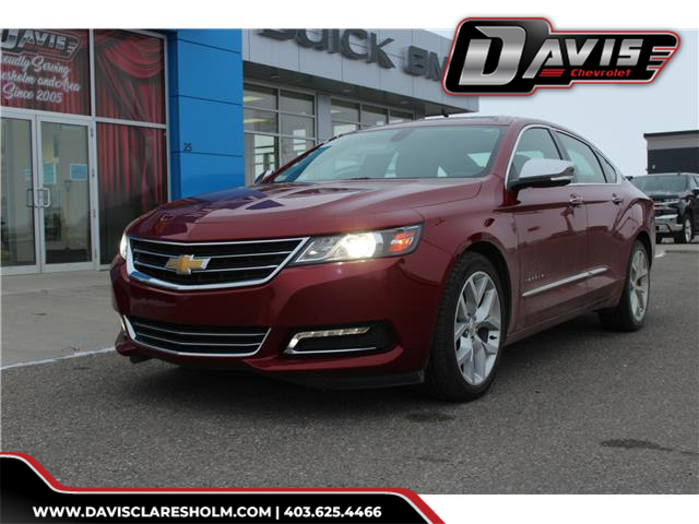 2019 Chevrolet Impala 2LZ (Stk: 221708) in Claresholm - Image 1 of 15