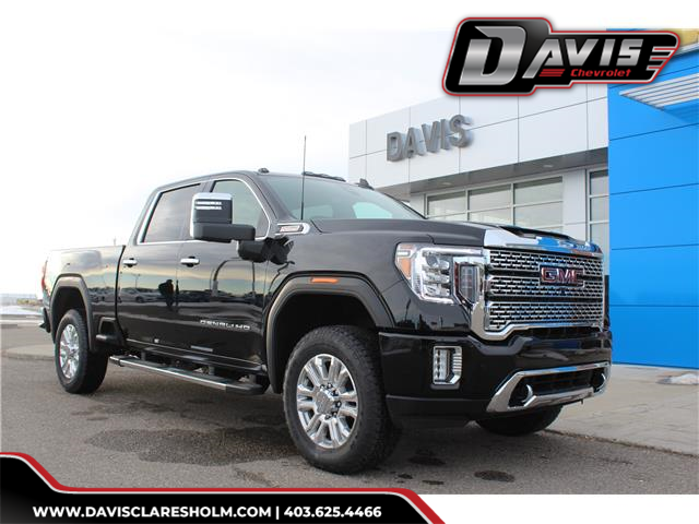 2021 GMC Sierra 3500HD Denali (Stk: 222338) in Claresholm - Image 1 of 27