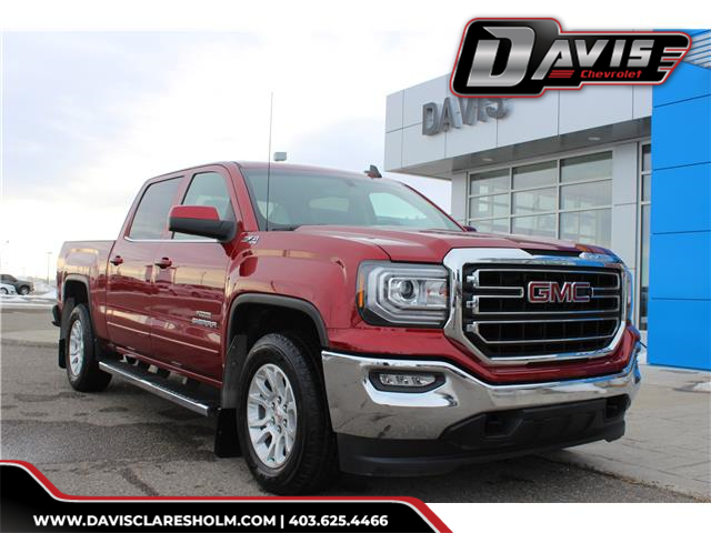 2018 GMC Sierra 1500 SLE (Stk: 202223) in Claresholm - Image 1 of 22