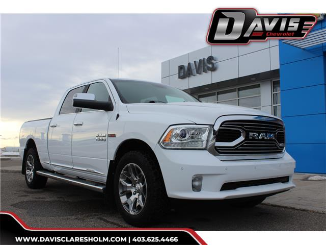 2018 RAM 1500 Longhorn (Stk: 222904) in Claresholm - Image 1 of 27