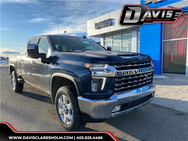 2021 Chevrolet Silverado 3500HD LTZ (Stk: 223610) in Claresholm - Image 1 of 23