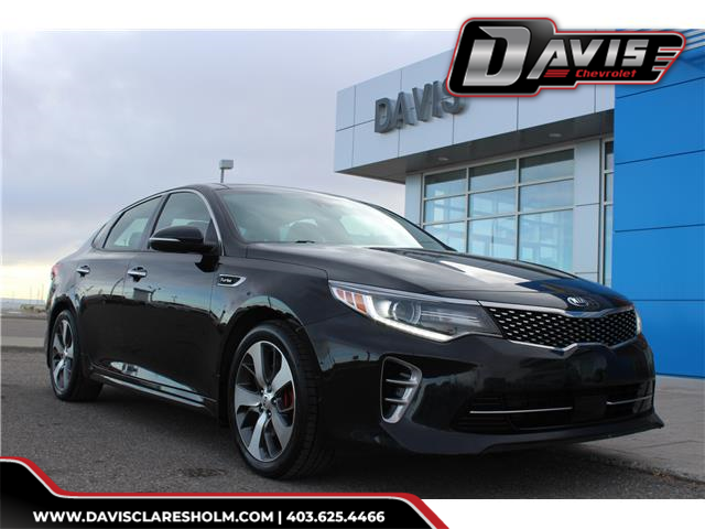 2016 Kia Optima SXL Turbo (Stk: 224013) in Claresholm - Image 1 of 25