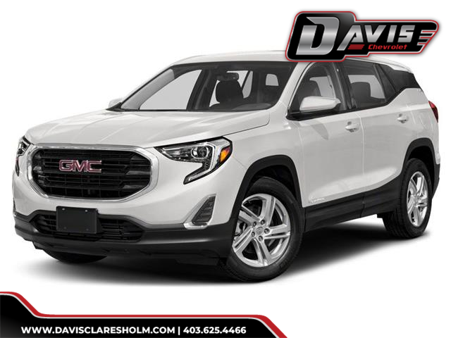 2021 GMC Terrain SLE (Stk: 224270) in Claresholm - Image 1 of 9