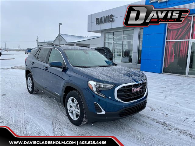 2021 GMC Terrain SLE (Stk: 223889) in Claresholm - Image 1 of 21