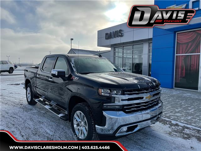 2021 Chevrolet Silverado 1500 LTZ (Stk: 222493) in Claresholm - Image 1 of 30