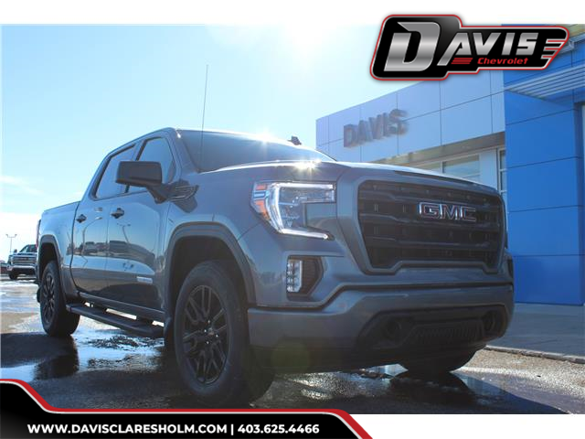 2021 GMC Sierra 1500 Elevation (Stk: 224354) in Claresholm - Image 1 of 23