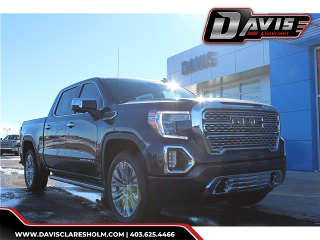 2021 GMC Sierra 1500 Denali (Stk: 223824) in Claresholm - Image 1 of 28