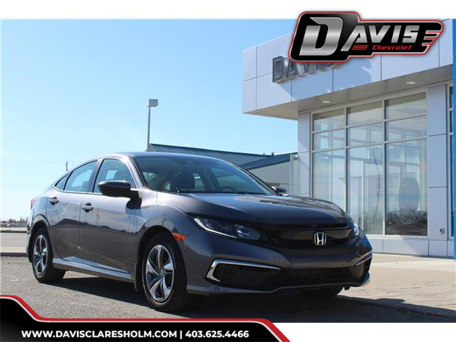2019 Honda Civic LX (Stk: 211723) in Claresholm - Image 1 of 15