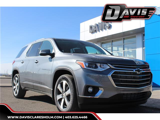 2021 Chevrolet Traverse LT True North (Stk: 224271) in Claresholm - Image 1 of 26