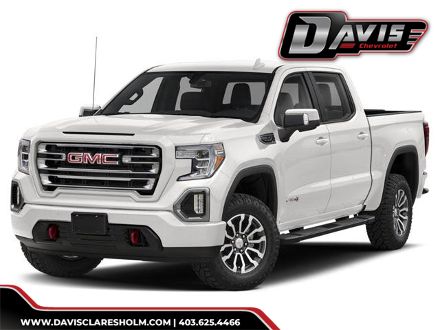 2021 GMC Sierra 1500 AT4 (Stk: 226408) in Claresholm - Image 1 of 9