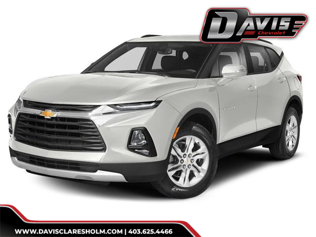 2021 Chevrolet Blazer RS (Stk: 226545) in Claresholm - Image 1 of 9