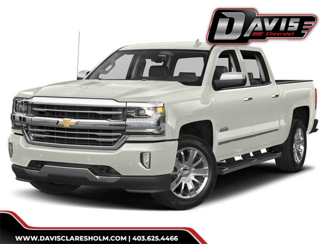 2018 Chevrolet Silverado 1500 High Country (Stk: 188485) in Claresholm - Image 1 of 9