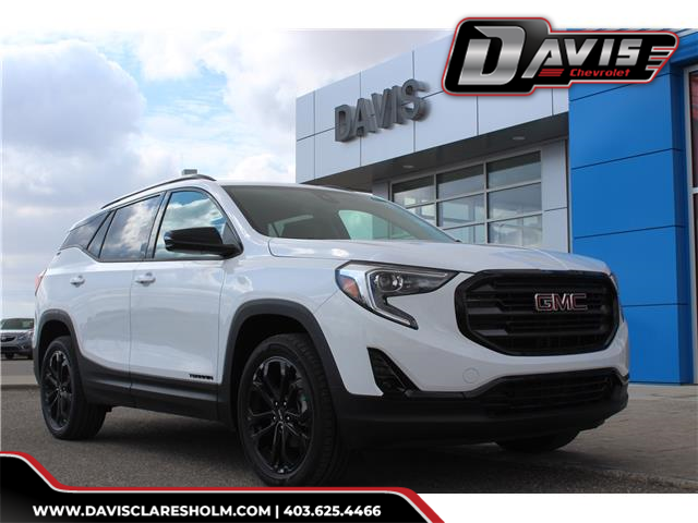 2021 GMC Terrain SLT (Stk: 225276) in Claresholm - Image 1 of 18