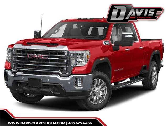 2021 GMC Sierra 3500HD Denali (Stk: 226929) in Claresholm - Image 1 of 8