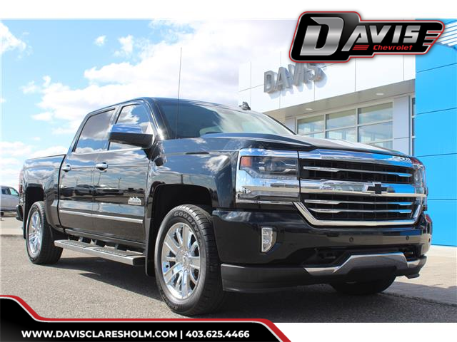 2017 Chevrolet Silverado 1500 High Country (Stk: 226695) in Claresholm - Image 1 of 24