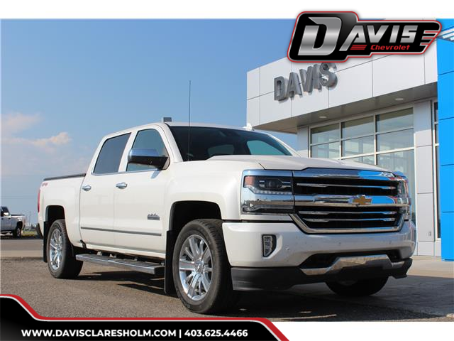 2018 Chevrolet Silverado 1500 High Country (Stk: 207715) in Claresholm - Image 1 of 23