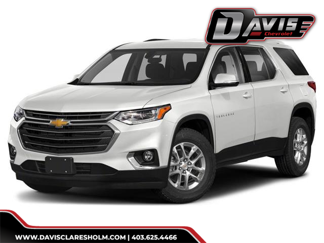 2021 Chevrolet Traverse RS (Stk: 230192) in Claresholm - Image 1 of 9