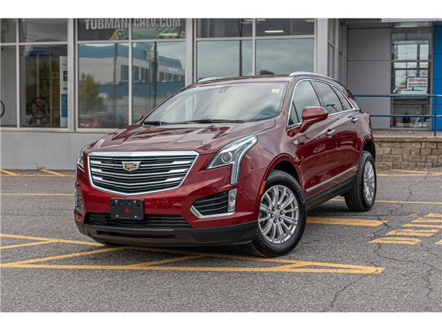 2018 Cadillac XT5 Base (Stk: P9877A) in Ottawa - Image 1 of 13