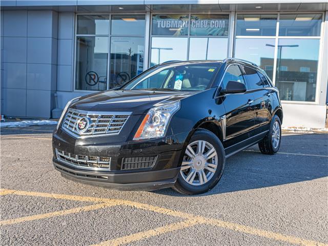 2015 Cadillac SRX Luxury (Stk: 200221A) in Ottawa - Image 1 of 18