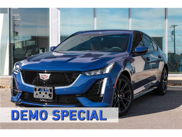 2021 Cadillac CT5 Sport (Stk: 15116) in Sarnia - Image 1 of 30