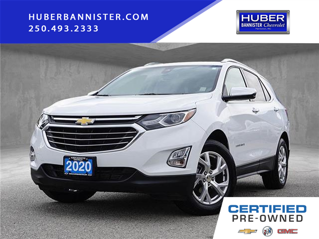 2020 Chevrolet Equinox Premier (Stk: 9580A) in Penticton - Image 1 of 21