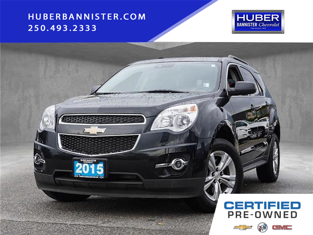 2015 Chevrolet Equinox 2LT (Stk: 9589A) in Penticton - Image 1 of 20