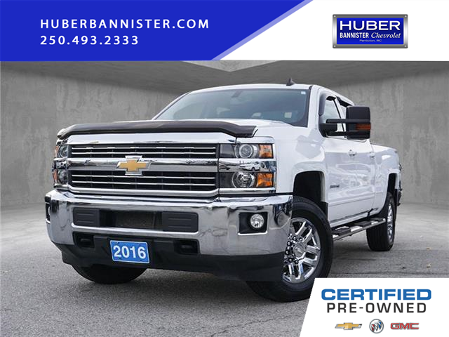 2016 Chevrolet Silverado 3500HD LT (Stk: 9595A) in Penticton - Image 1 of 21