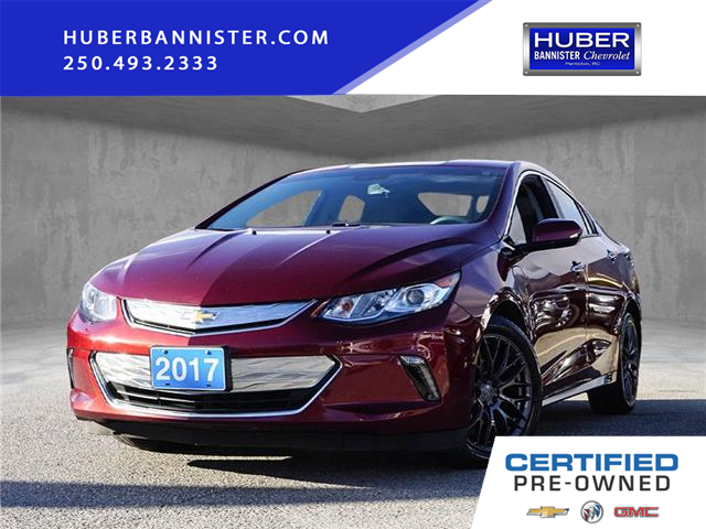 2017 Chevrolet Volt LT (Stk: 9539C) in Penticton - Image 1 of 19