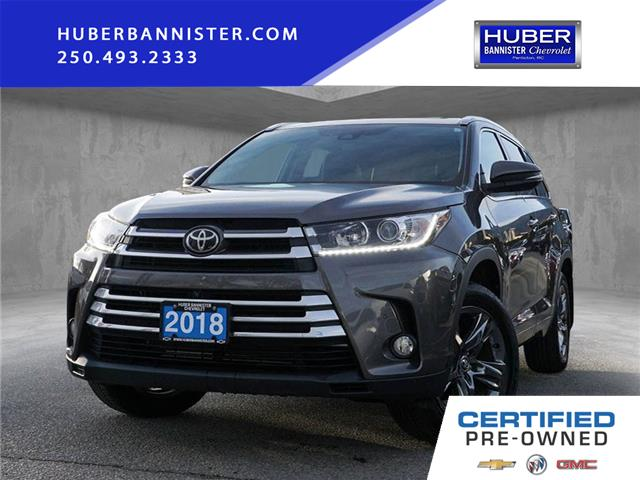 2018 Toyota Highlander Limited (Stk: 9639A) in Penticton - Image 1 of 25