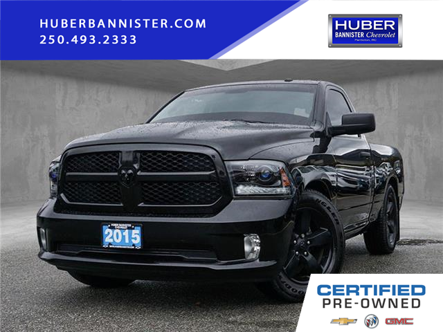 2015 RAM 1500 ST (Stk: 9628B) in Penticton - Image 1 of 17